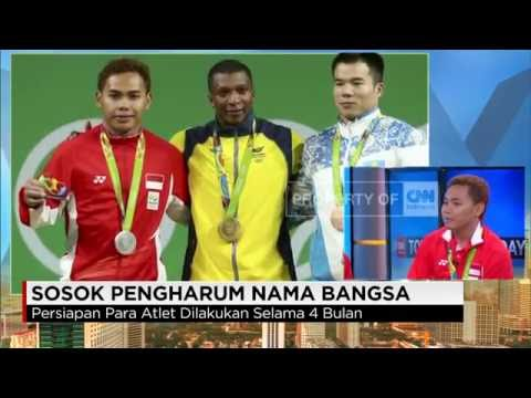 Terima Kasih! Dua Pahlawan Bangsa di Olimpiade Rio
