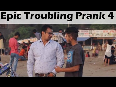 Epic Trouble Prank Part 4 by Super Desi Pranks ( Pranks in India)