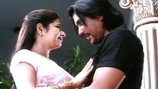 Droham Telugu Movie || Rekha & Nanda Scenes  || Rekha || Santosh Entertainment