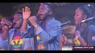 Akesse Brempong - Spontaneous Worship 2 (Kumasi City Live)