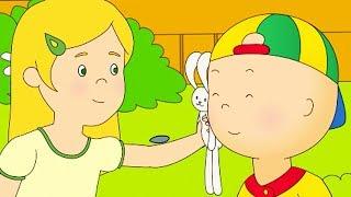 Caillou em Português ★ Novo Amigo de Caillou ★ Episódios Completos ★ Desenho Animado ★