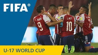 Match 4: Paraguay v Mali – FIFA U-17 World Cup India 2017