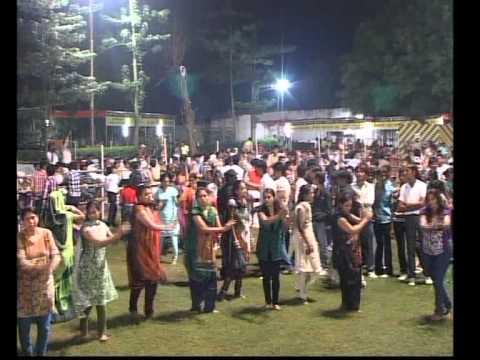 Gujarati Garba Song Tamara Hum Mane Bahu Vala Lions Club Kalol Jignesh Kaviraj Day 3 Part 12