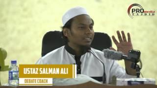 30-06-2017 Ustaz Salman Ali: Peranan Israel Dalam Krisis di Timur Tengah