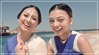Naura & Nola - Karena Kamu Artinya Cinta (Sentuhan Ibu)  | Official Video Clip
