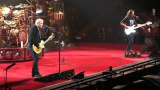 Rush Clockwork Angels Tour-