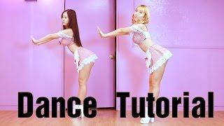 Dance Tutorial- Red Velvet 레드벨벳 Russian Roulette(2)WAVEYA