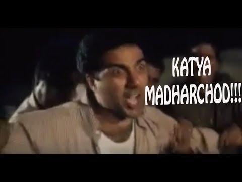 Xxx Mp4 Ghatak Sunny Deol Gaali Ghatak Chodu 3gp Sex
