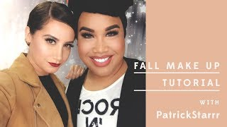 Fall Makeup Tutorial ft. PatrickStarrr | Ashley Tisdale
