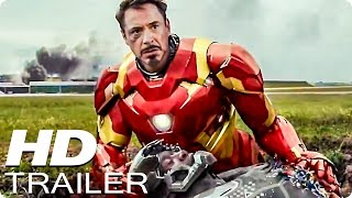 CAPTAIN AMERICA 3 Civil War Trailer German Deutsch (2016)