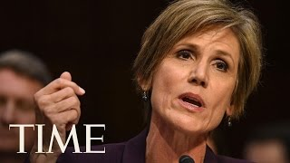 Sally Yates And Ted Cruz Have Heated Exchange Over Donald Trump's Travel Ban | TIME