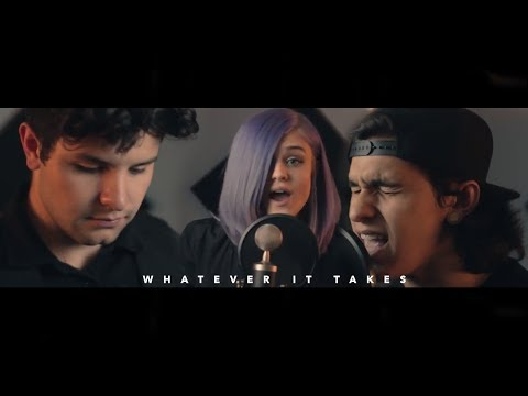 Imagine Dragons - Whatever It Takes (Tyler & Ryan ft. Sarah Barrios)