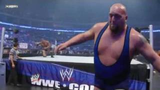 Batista vs Bigshow 2/2 -Smackdown 25/09/09
