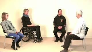Rollstuhl Qigong - Vorschau