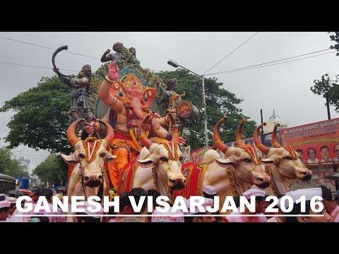 Best Puneri Dhol 2016 | Visarjan 2016 Mumbai