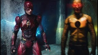 Reverse Flash Saldrá en Justice League? - Liga de la Justicia