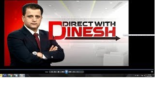Direct With Dinesh|Sukhpal Singh Khaira-Leader of the Opposition in Punjab| PART-1