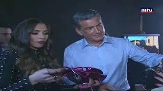 Celebrity Duets - Backstage Interview - Episode 3 - Misbah Ahdab - Dalida Khalil