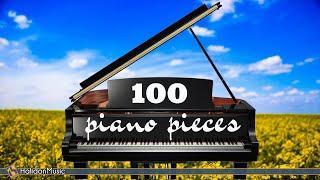 100 Piano Pieces