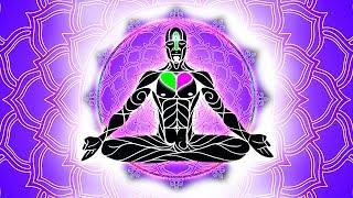 7th Chakra Platonic Year Music: 10000 Hz Full Restore⎪8190 Hz Universal Chakra⎪2675 Hz Pineal Gland