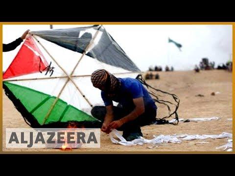 🇮🇱 🇵🇸 Israel demands end to flaming kites amid reports of ceasefire   Al Jazeera English