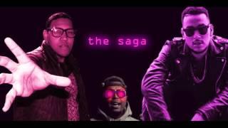 Anatii ft AKA-The Saga (Remix) (@gceethemc)