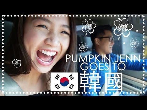 🎃VLOG#11我要做韓妹 DAY1-2  | Pumpkin Jenn🎃