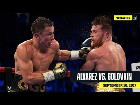 FULL FIGHT Canelo Alvarez vs. Gennadiy GGG Golovkin DAZN REWIND