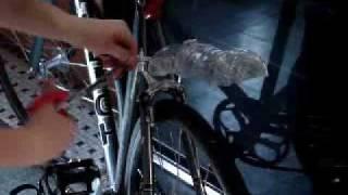 Water bottle bike fender  (day 20)