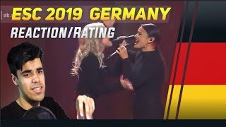ESC 2019 Germany Sisters - Sister (Rating/Reaction)