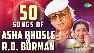 pc mobile Download Top 50 songs of R.D. Burman & Asha | आशा - बर्मन  के 50 हिट गाने | HD Songs | One Stop Jukebox