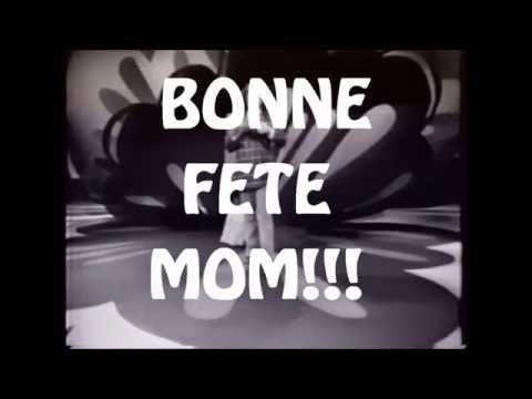 Bonne fête MOM !!! x x x x