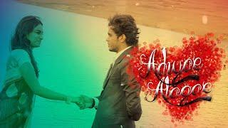 Adiyae Alagae -tamil love album song (Lyrical) video   4k   2017   vijay rasta   sowmiya   abu