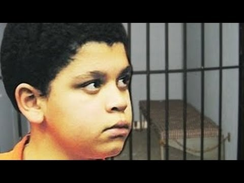 12-Year-Old Gets Life Time Prison Sentence