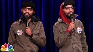 The Lucas Brothers Stand-Up
