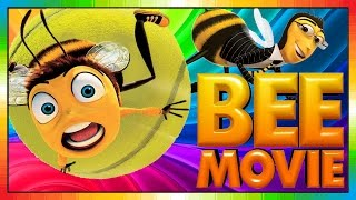 Bee Movie Part 1 - DEUTSCH - Das Honigkomplott - honey bee the movie full game (Videogame - Game)