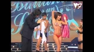 Pampita Bailando Por Un Sueño 2008 - Baile del Caño