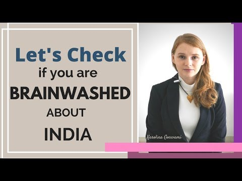 Xxx Mp4 Lets Check If You Are Brainwashed About India Karolina Goswami 3gp Sex