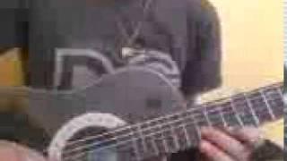 Isaac Costa - Improvisação de guitarra no violão