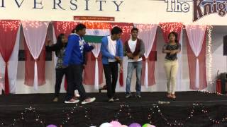 medley by fairleigh dickinson university indian students harikrishna tyohar