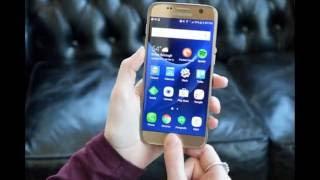 Samsung Galaxy S7 Factory Unlocked Phone 32 GB - Internationally Version G930F- Titanium Silver