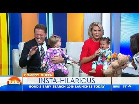 Aussie mum parodies celebrities on Instagram Celeste Barber