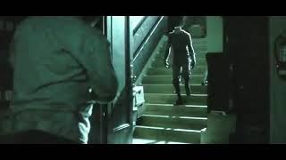 It-Library chase scene (movie clip)