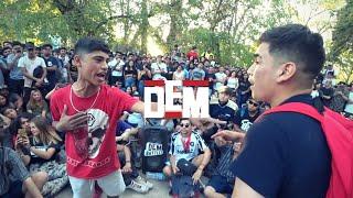 EL BARTO vs. JOQERR vs. FUSOK vs. PLEY: FINAL - DEM Duplas Random 2019