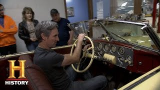 American Pickers: A Museum Piece Car | History