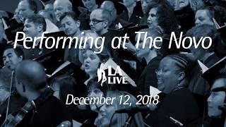 Angel City Chorale Encore Concert, Dec 12, 2018