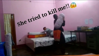 Prank on Sister(GONE WRONG)