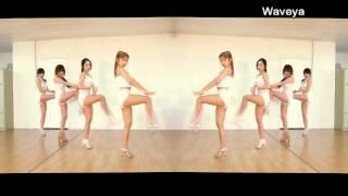 선미(Sunmi)_24시간이 모자라(24 hours) Waveya 웨이브야 Dance ver