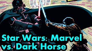Star Wars: Marvel vs. Dark Horse
