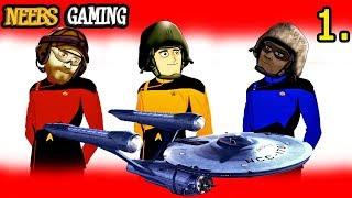 """Star Trek Bridge Crew (VR) - Episode 1 """"Maiden Voyage?"""""""